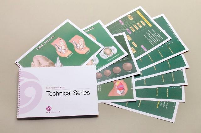 Technical series desk sets