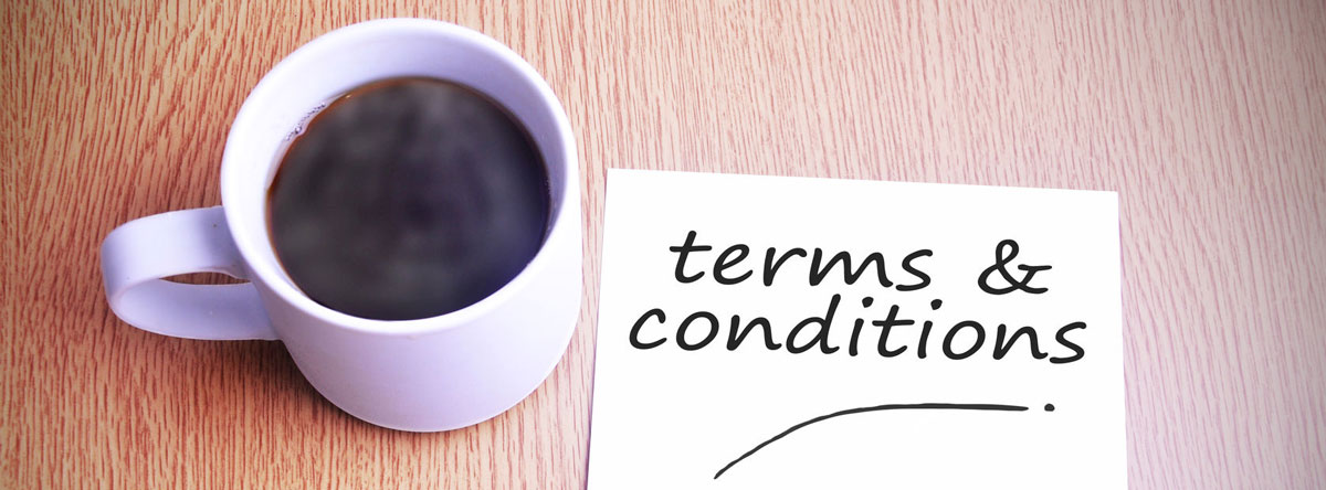 Birth International Terms and Conditions