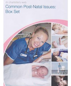 common post natal issues box set