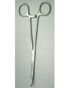Rochester Pean Forcep 20cm Curved Sterile