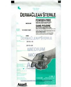 MW210 Derma Clean Sterile Exam Glove Single