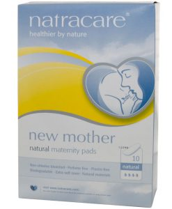 Natracare Natural Feminine Pads Maternity