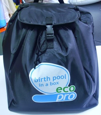pro bag for birth pool