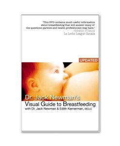 Dr Jack Newman's A Visual Guide to Breastfeeding DVD