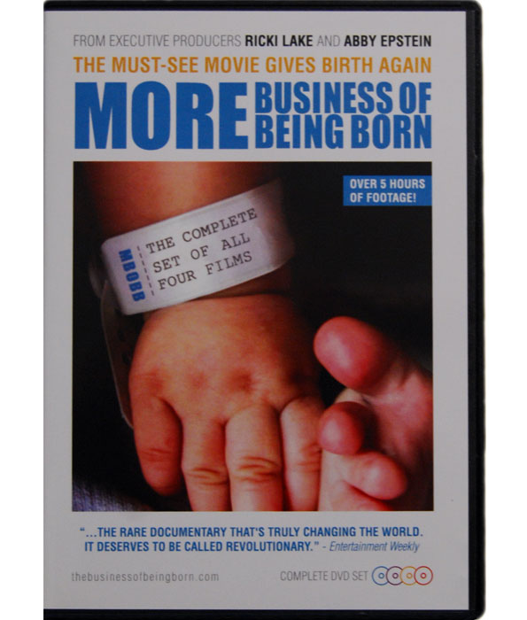 More Business of Being Born DVD