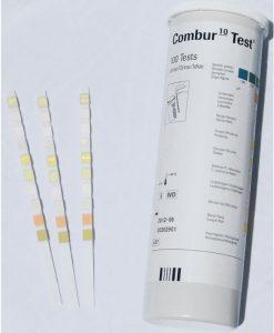 Combur 10 Test Strips
