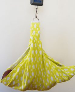 Sling for Hanging Scale Lemon Yellow with Cloud