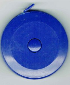 Retractable Tape Measure 1.5M length.