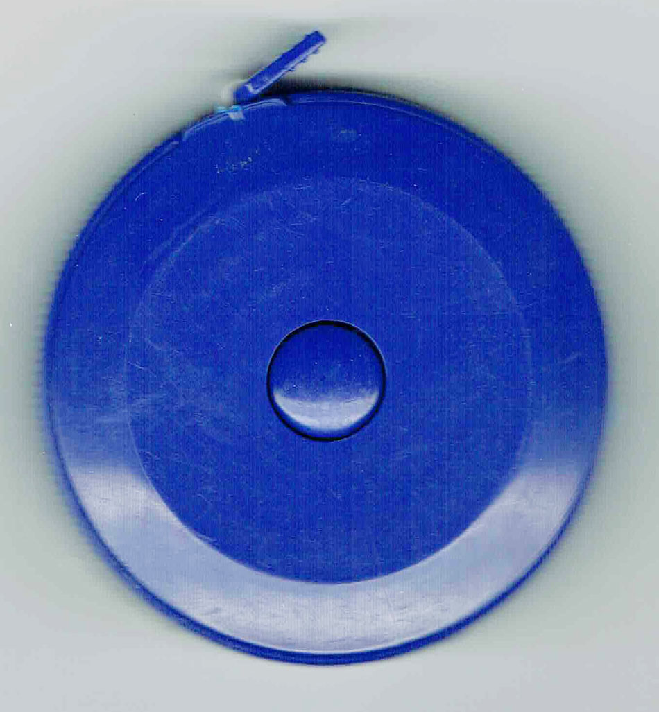 Retractable Tape Measure 1.5M length.