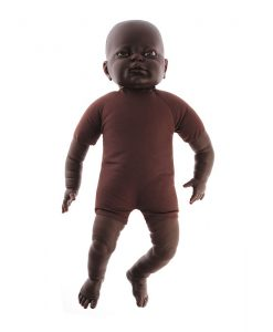 fetal doll brown