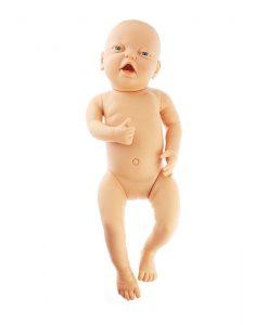 newborn doll pink girl