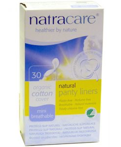mini panty liners natracare