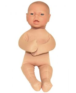 Fetal Doll Soft Beige