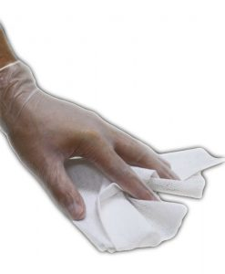 vinyl powder free examination gloves