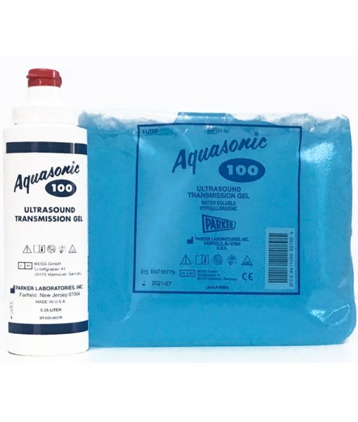 MW112 Aquasonic Ultrasound Gel 5L Pack With Dispenser Bottle