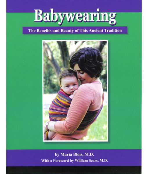 Baby Wearing Book