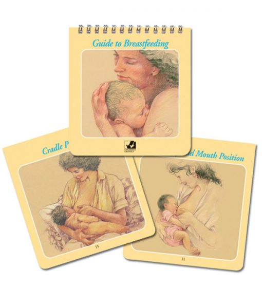 Guide to Breastfeeding Spiral Bound Charts