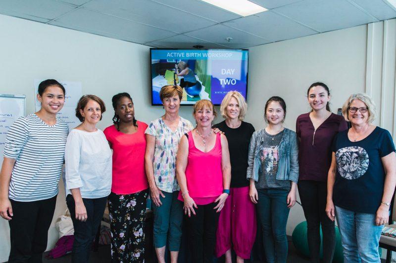 Active Birth Workshop 11