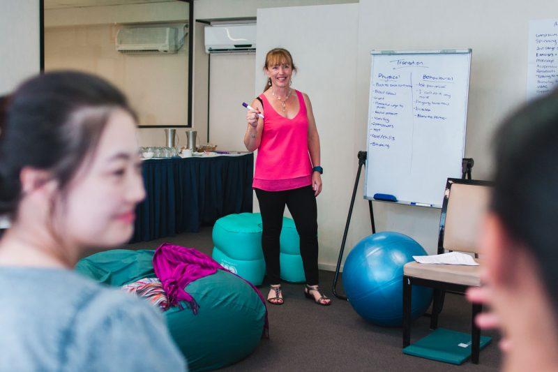 Active Birth Workshop 4