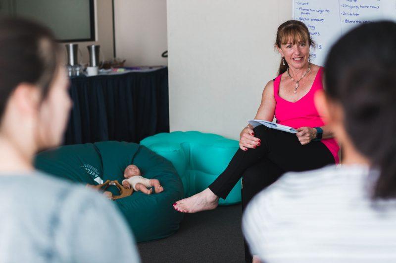 Active Birth Workshop 6