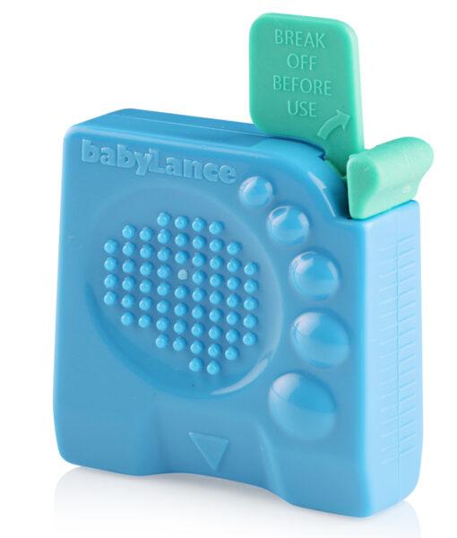 Babylance safety heelstick