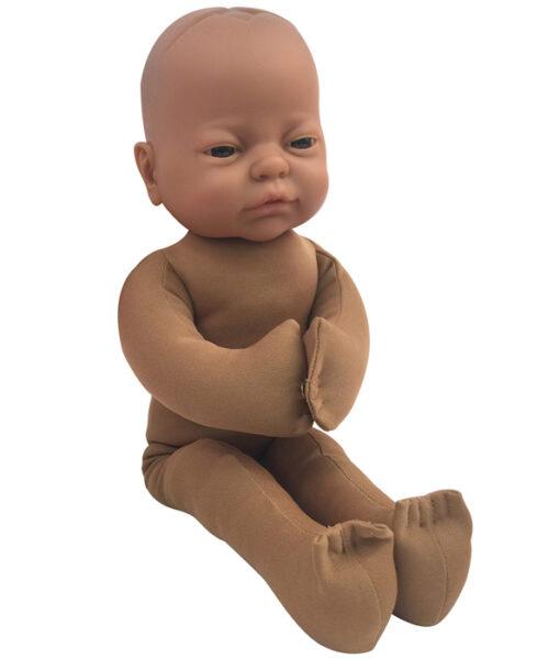 Fetal Model Soft Brown