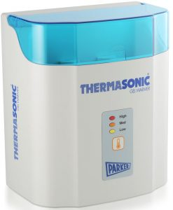 Thermasonic multi bottle gel warmer