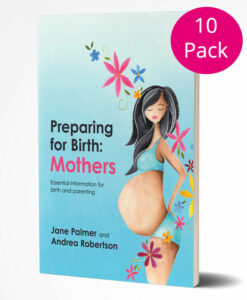 Preparing for birth mothers 10 pack